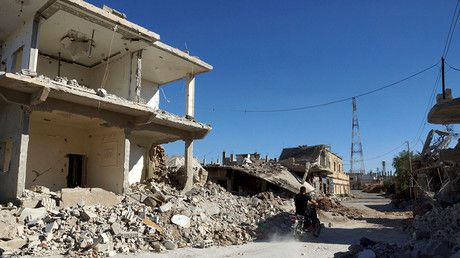 Ceasefire deal brokered by Russia & US enters into force in southwest Syria https://tmbw.news/ceasefire-deal-brokered-by-russia-us-enters-into-force-in-southwest-syria  Published time: 9 Jul, 2017 09:54Edited time: 9 Jul, 2017 10:02A major ceasefire deal agreed upon earlier by Russia, the United States, and Jordan has taken effect in the southwestern part of Syria. The truce to end hostilities and deliver aid to war-torn areas will be enforced by the three countries' militaries.Read moreThe…