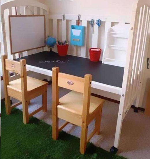 34 best Kinderzimmer images on Pinterest Child room, Bedroom ideas - designer arbeitstisch tolle idee platz sparen