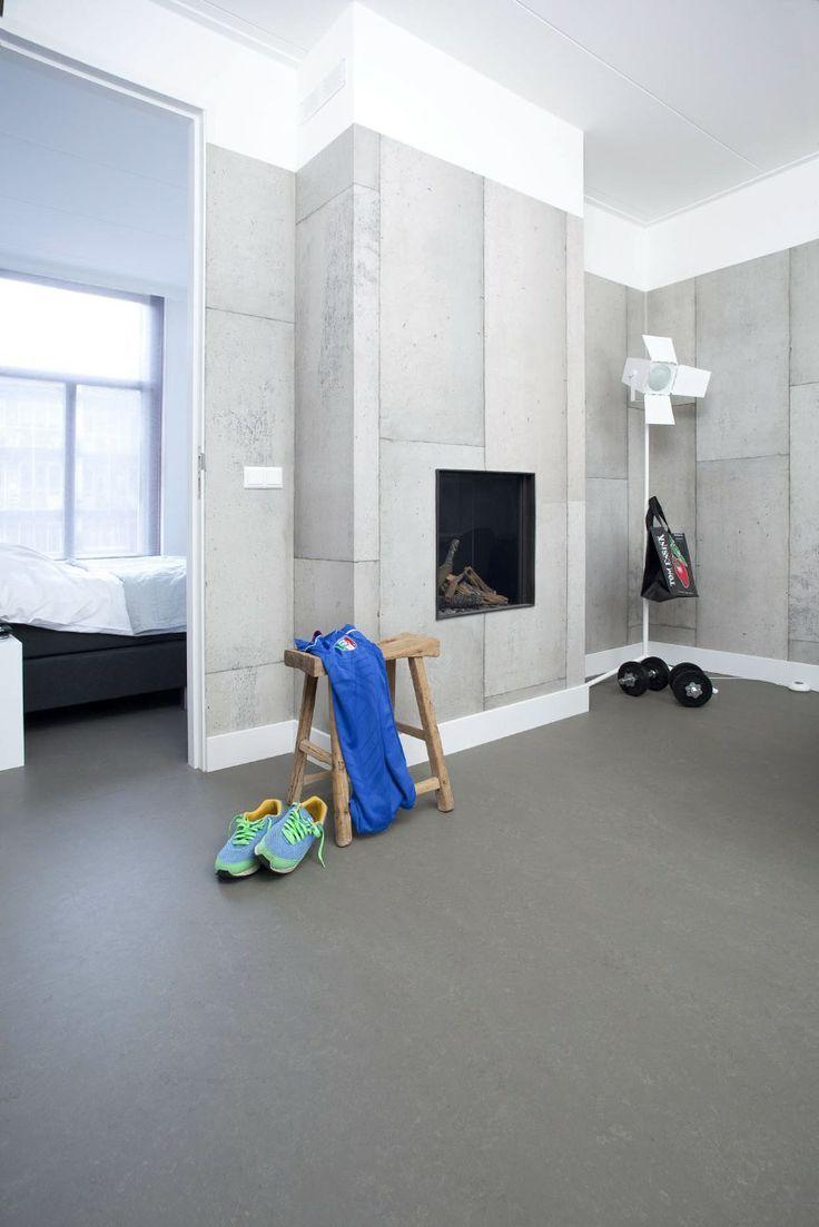 marmoleum Forbo interieur vloer Marmoleum  Vocking