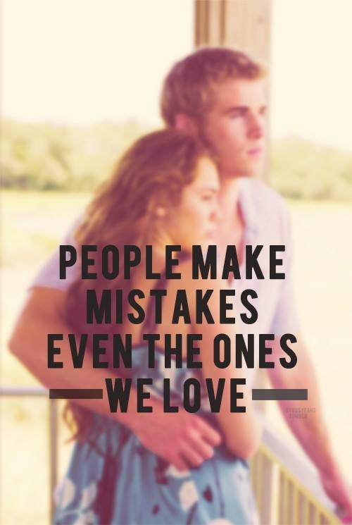 The Last Song quote from the book and the movie :)