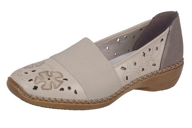 Casual walking shoe from Rieker's S/S 15 range