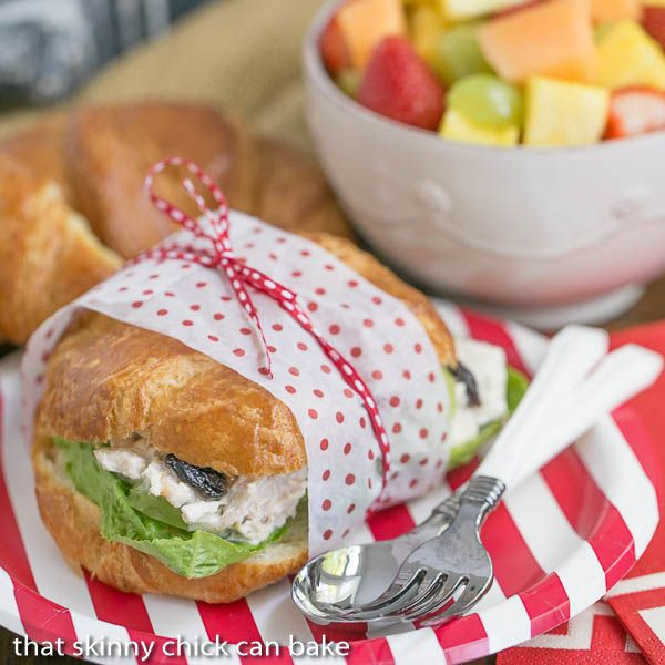 Picnic Lunch for the College Grad - That Skinny Chick Can Bake