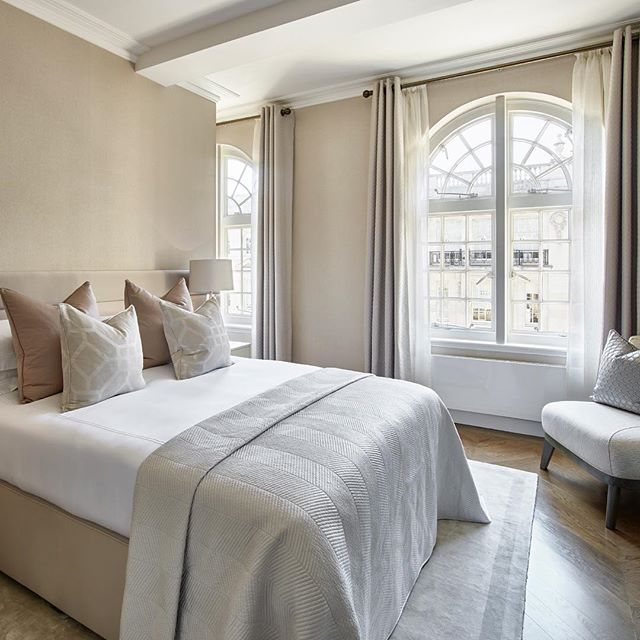 Sloane Street Apartments: The Guest Bedroom At Our Recently Completed Sloane Street