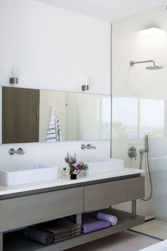 Keep Calm Minimal Vanities And Bathroom Cabinets