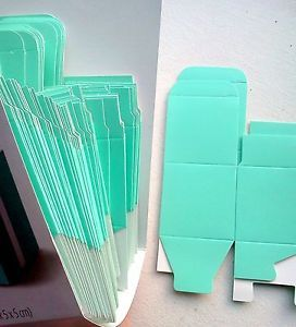 $31.57 - 100 Wilton Square Tiffany Blue Gift Boxes Wedding Baby Shower Party Favors | eBay | A Tiffany Wedding | Pinterest | Wedding, Bridal Shower and Baby Sh…