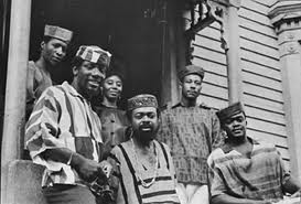 Black Arts Movement - Amiri Baraka