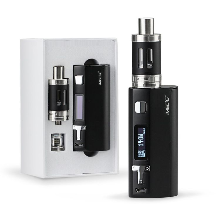New Q5 electronic Cigarette Box Mod kit 80W 2500ml 0.5ohm Tank atomizer Vaporizer Mini MOD VS istick pico e sigarete