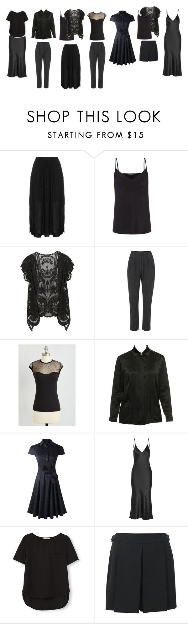 """""""summer capsule: black week"""" by rosyapple ❤ liked on Polyvore featuring GRIZAS, Paul Smith, Protagonist, MANGO, Alexander Wang, men's fashion и menswear"""