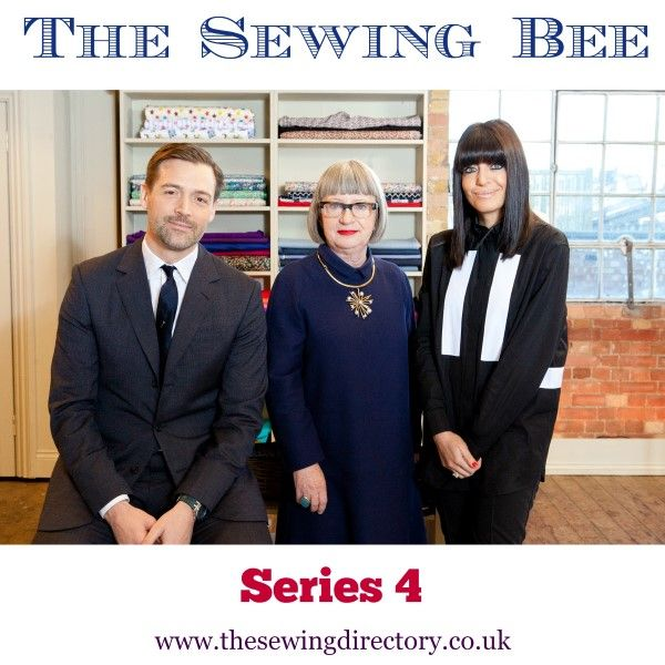 Find out about series 4 of The Great British Sewing Bee