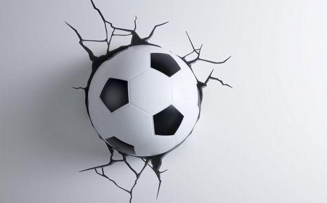3D Licht Fußball