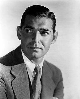 William Clark Gable (Cadiz (Ohio), 1 februari 1901 – Los Angeles (Californië), 16 november 1960) was een Amerikaans acteur. Hij staat bekend als een van de grootste sterren uit de geschiedenis van Hollywood en de meest succesvolle Amerikaanse acteur van voor de Tweede Wereldoorlog. Zijn bijnaam luidt dan ook: The King of Hollywood