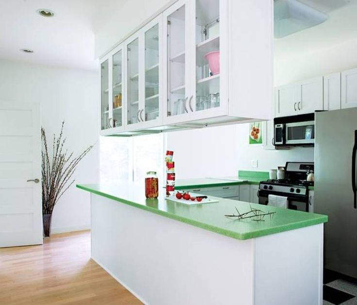 White Hanging Cabinets For Small Kitchen Midcentury Modern Beach House Design Pinterest Cabinet Kitchens And