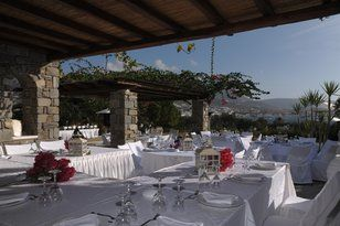 Wedding Venue in Paros Greece