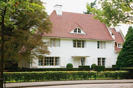 Villa Jos Bedaux - interieur Francine Broos Interieurarchitecten