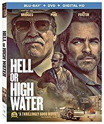 Hell Or High Water [Blu-ray  DVD  Digital HD]