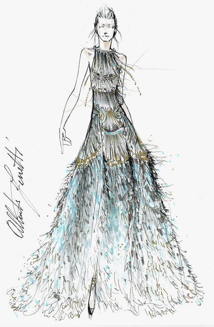 Vive la Couture! Giles Deacon, Iris Van Herpen, J. Mendel, and Francesco…