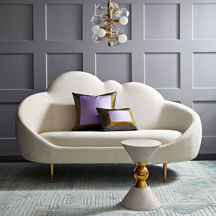 Esther Settee - Black Rooster Decor