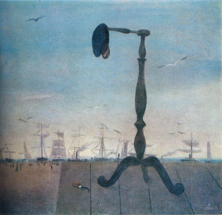 Kamil Lhoták | Námořnické zátiší 1942