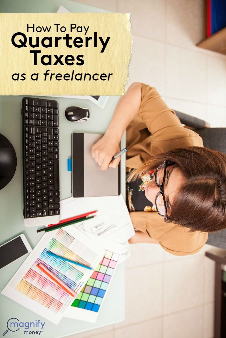 How to Pay Quarterly Estimated Taxes as a Freelancer