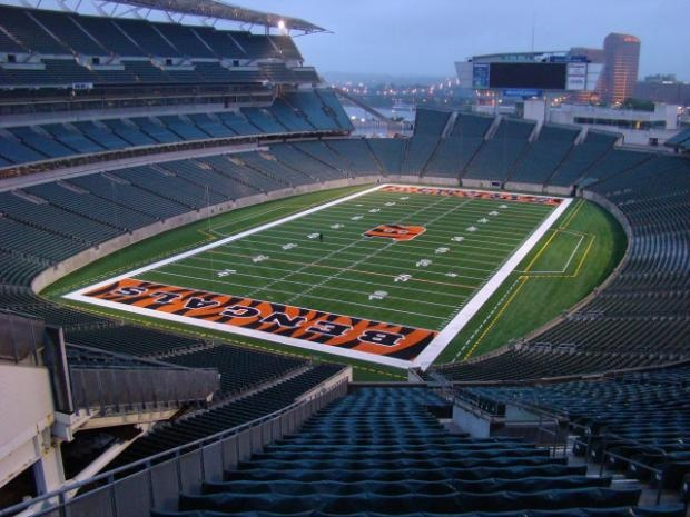 #bengals Paul Brown Stadium