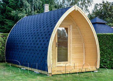 Ferienhaus - Gartenhaus Typ Lappland