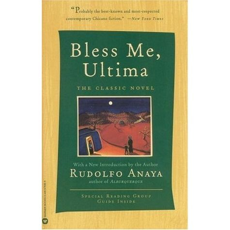 bless me ultima book vs Based on the novel by acclaimed author rudolfo anaya, bless me, ultima is a turbulent coming of age story about antonio marez (luke gonfalon), a young boy growing up in new mexico during world war ii.