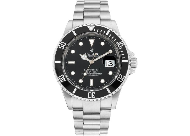 Rolex Submariner 16610 Black
