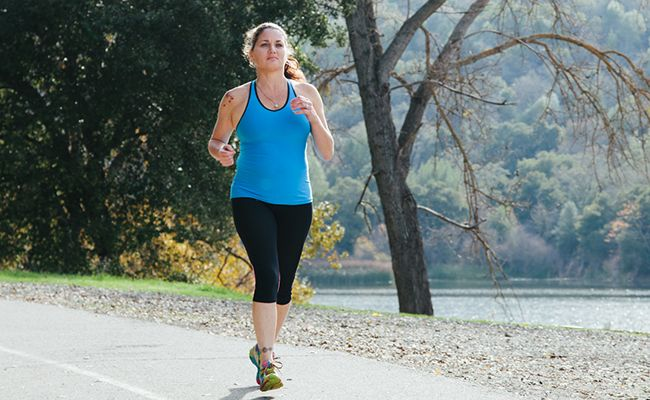 How Running Can Save Your Life | Prevention