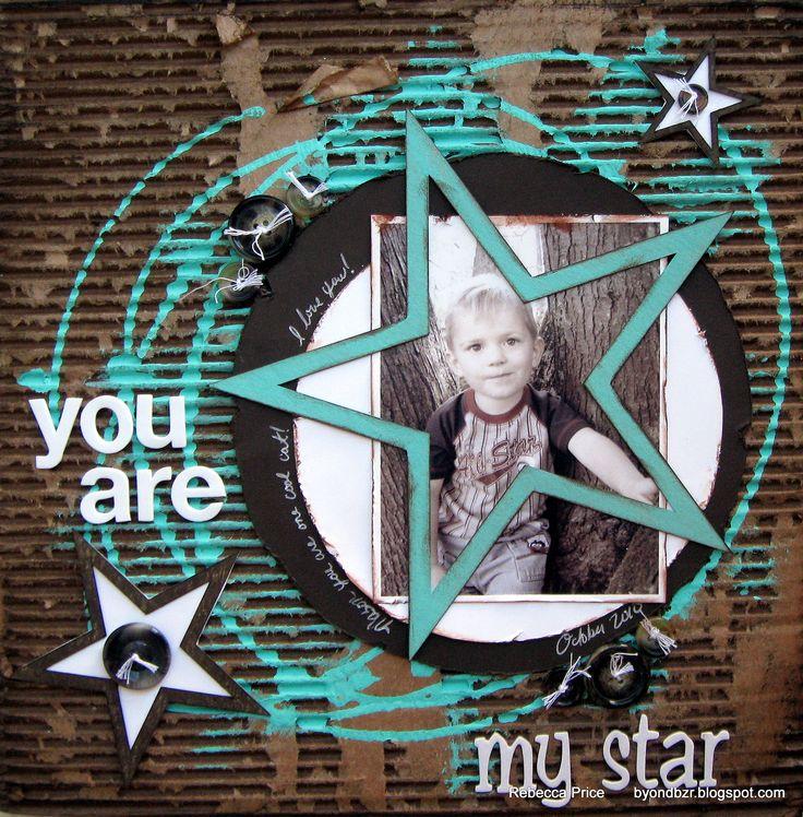 You are my star - Scrapbook.com
