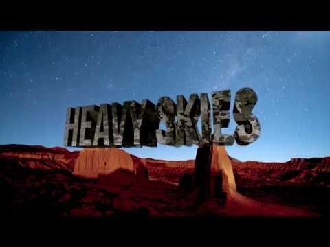 Heavy Skies-  Down - DRKWTR Remix OFC Video