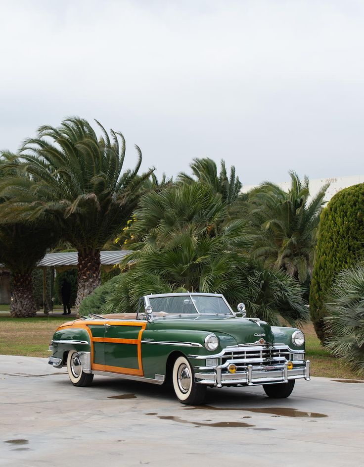 1949 Chrysler New Yorker 'Town & Country' Convertible Chassis no. 741058…  – Oldtimer/classic cars