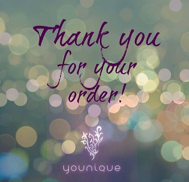Thank you for your order. Shop 24/7 anytime all day! www.youniqueproducts.com/LightsCameraLashes