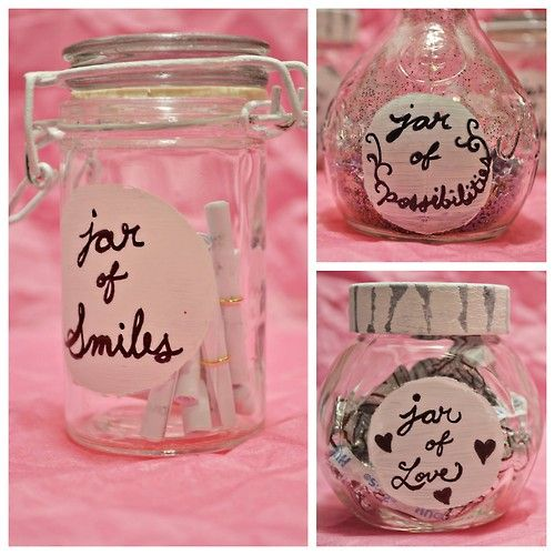 DIY Whimsical Jar Gift Idea From PS: Heart Here. I Love Gifts Like This And Have Posted That My