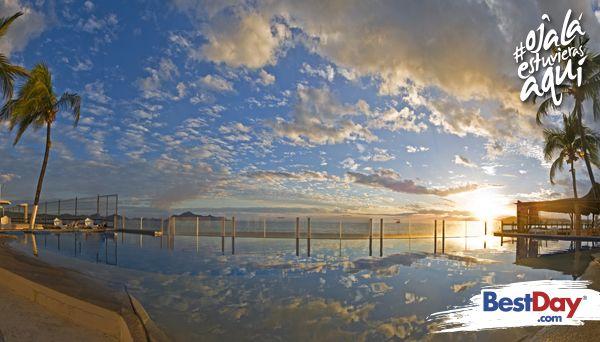 Hotel Marbella está ubicado en la zona hotelera de Manzanillo y con fácil acceso al Boulevard Miguel de la Madrid. Este hotel de playa tiene 98 habitaciones, ofrece facilidades Nupciales, piscinas, cafetería, restaurantes, bar, estacionamiento e Internet inalámbrico en cortesía en las áreas públicas. #OjalaEstuvierasAqui