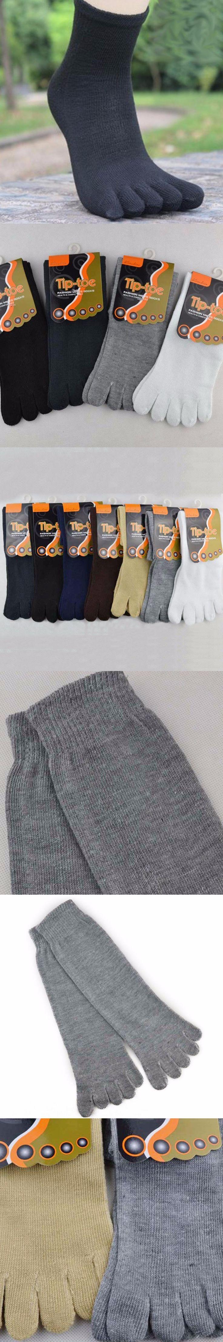 Superior Men Socks For Basketballs toe socks Five Fingers Flip Tabi Runnings Socks Comfortable Fashion Tip Toe Luxury Brand LB