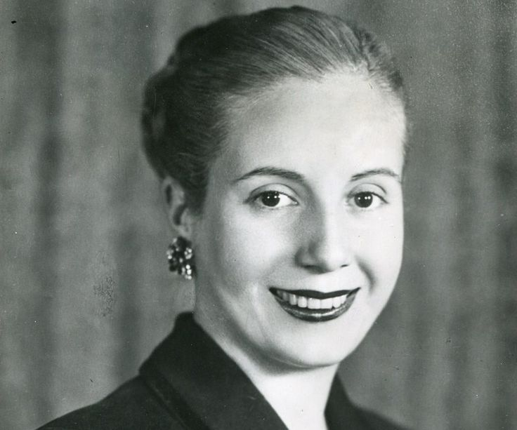 Evita Peron Biography - Childhood, Life Achievements & Timeline