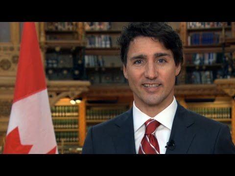 Justin Trudeau's Canada Day message