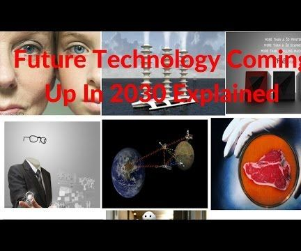 Technology Updates In 2030 | Surprising Gadgets