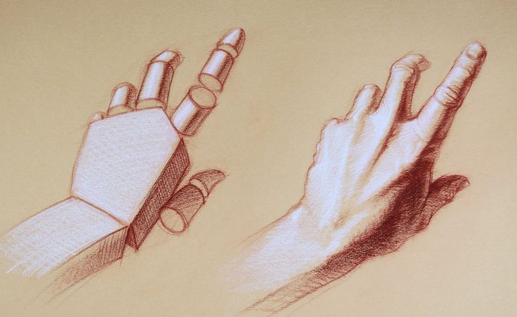 Hand Drawing Made Simple: Key Techniques for Confident Results #drawinghands #figuredrawing