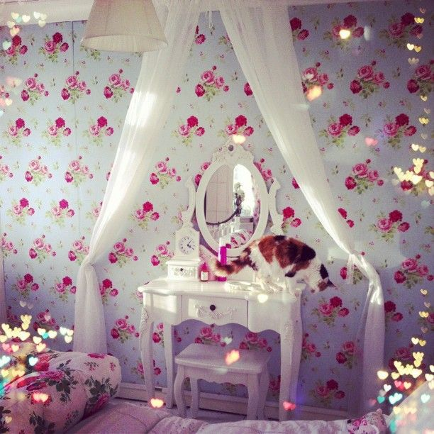 Bedroom Decorating Ideas Cath Kidston 138 best girly room♡ images on pinterest | dream rooms, dream