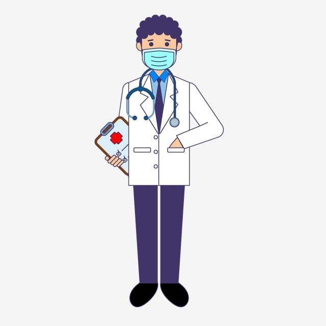Doctor With Surgical Mask Png Graphics Illustration Png And Vector With Transparent Background For Free Download In 2020 Communication Illustration Drawn Mask Doctor