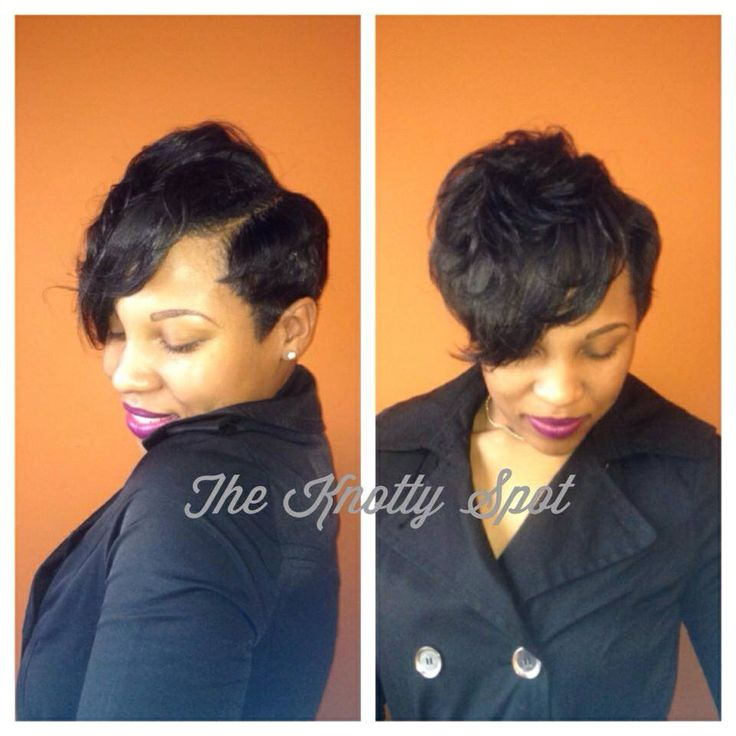 Relaxed Style / A Symmetrical Cut  Call (803)-237-1894  or  Book Online at: www.styleseat.com/theknottyspot  www.theknottyspot.com www.facebook.com/theknottyspot