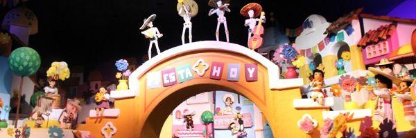 Viajando a México con los 3 Caballeros en Epcot - Secretos De La Florida - Información en Español sobre Disney World, Universal Studios, Mia...