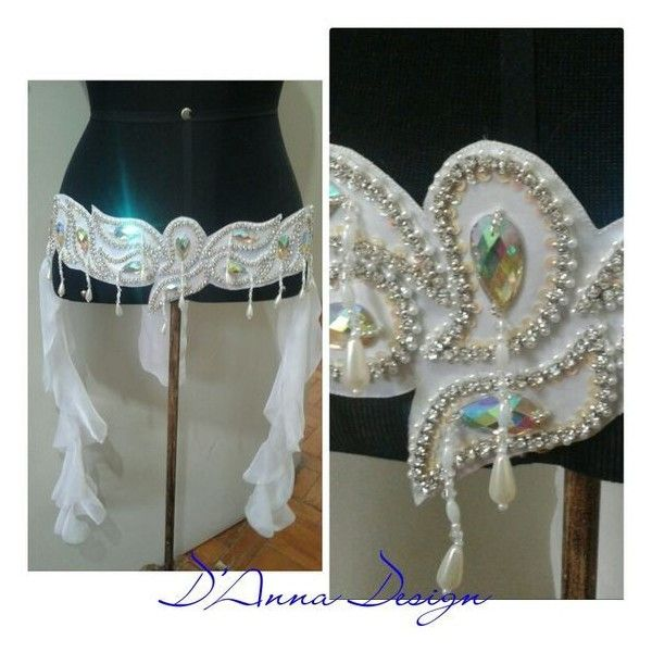 Belly dance costumes ❤ liked on Polyvore featuring costumes, belly dancer halloween costume and belly dancer costume