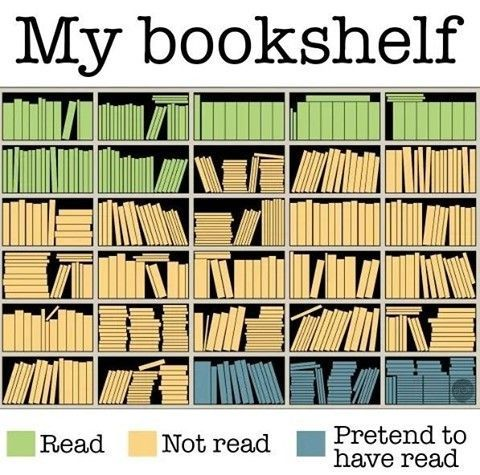 Actually the books I wish I'd read are more prominent, so that I can show them off on Zoom calls! 😂 How do your bookshelves look? . . . #bookshelf #read #bookworm #zoom #lockdown #bookish #reader #readersofinstagram #readers