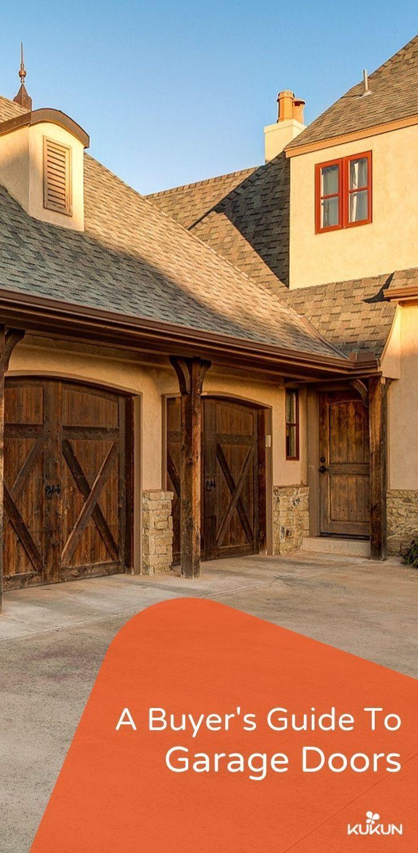 Need Help Picking The Right Garage Door We Ve Compiled This Comprehensive Garage Doors Buying Guide Garage Door Design Garage Door Styles Garage Doors Prices