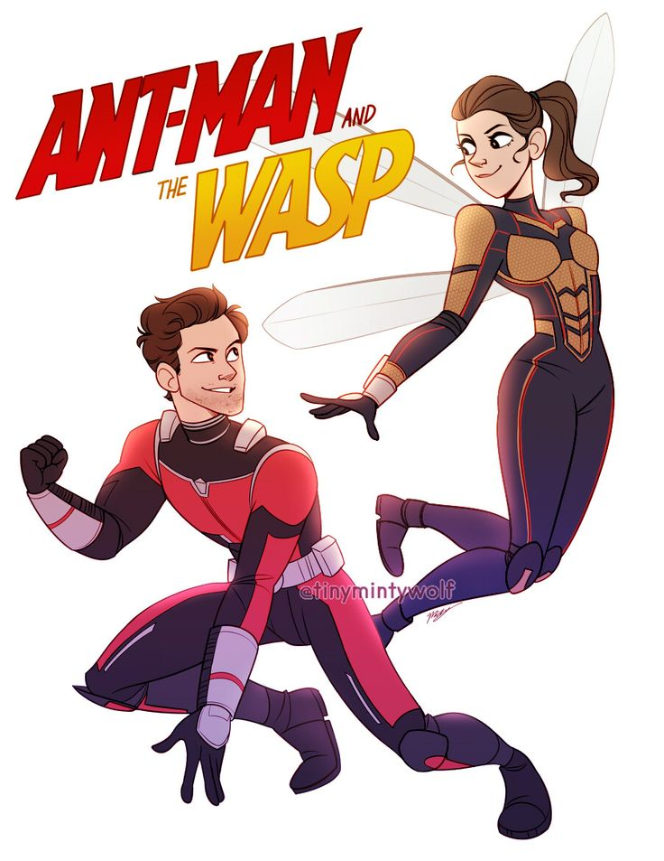 Ant-Man and the Wasp || Scott Lang and Hope Pym