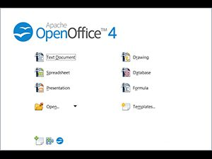 OpenOffice - a FREE software program that is very similar to Micorsoft Office (has database, spreadsheet, presentation, word processor, and more)