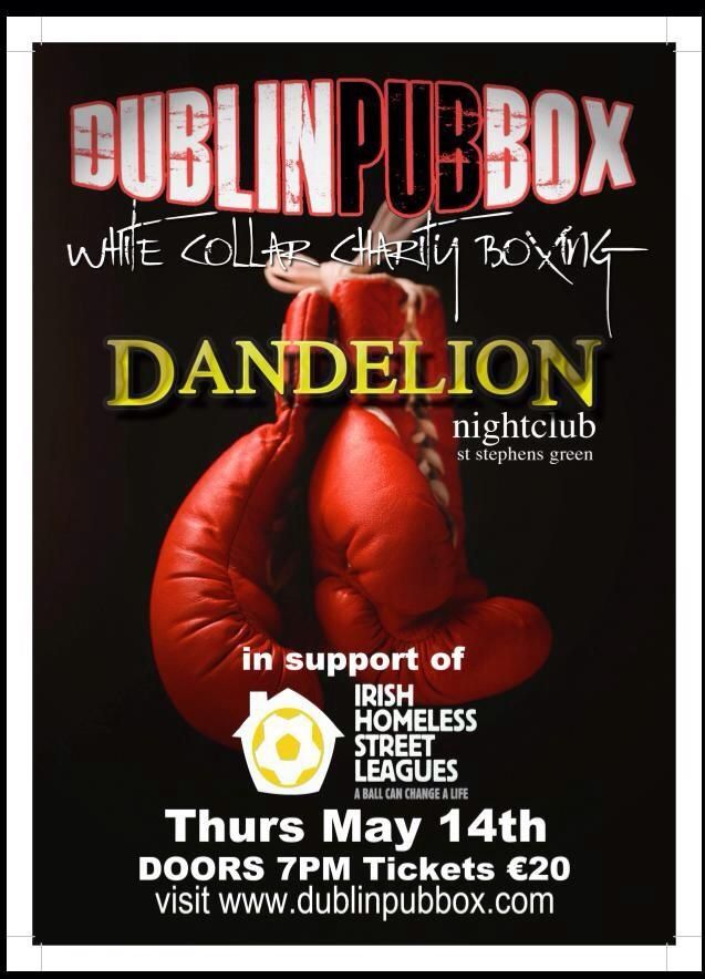 Best of luck to everyone taking part in Dublin Pub Box!  Good luck to all the fighters! Madinks is happy to support such a great cause! https://www.madinks.ie