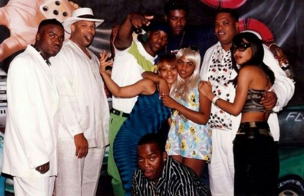 Lisa Left Eye Lopes Lil Kim & Aaliyah